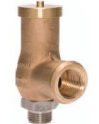 Предохранительные клапаны CP 346, 356