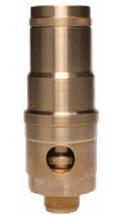Предохранительные клапаны GA 818, 730, 616, 106, 311