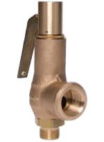 Предохранительные клапаны SP 636, 646, 656