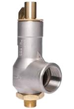 Предохранительные клапаны SP 936, 946